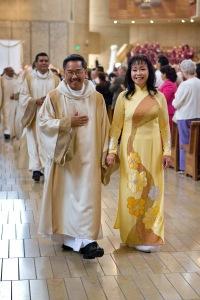 Deacon & Wife