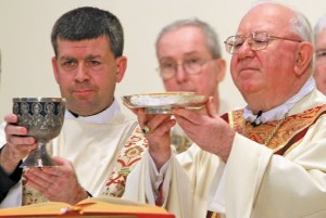 deacon at mass