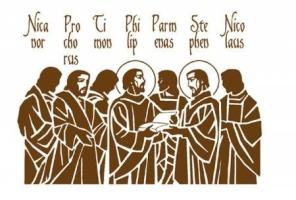 siete diaconos