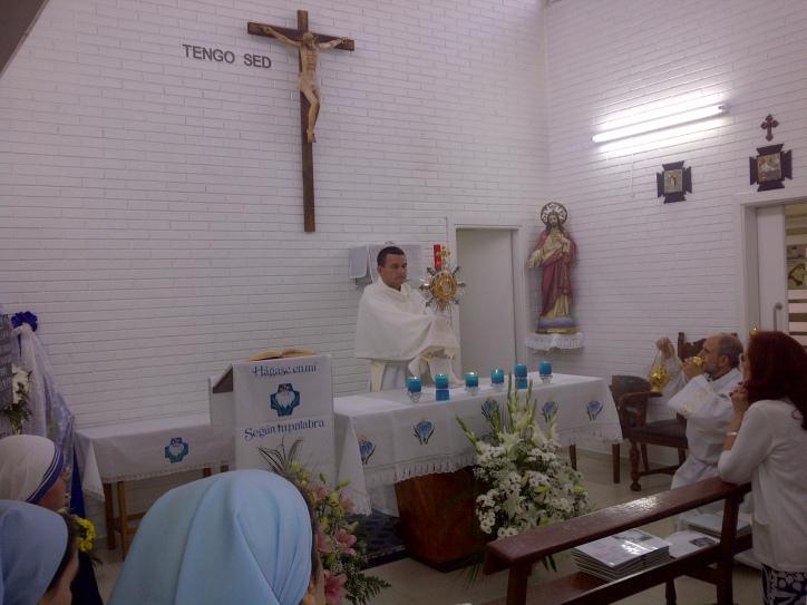 Bendicion misioneras