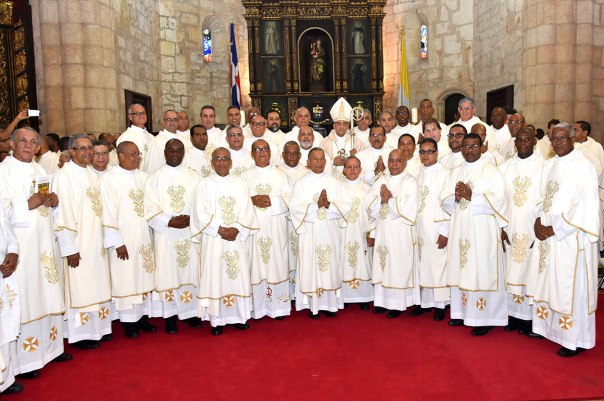 Ordenación de 39 Diáconos en la Catedral.