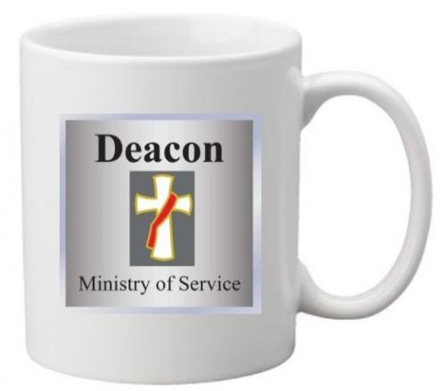 DeaconCoffeeMug